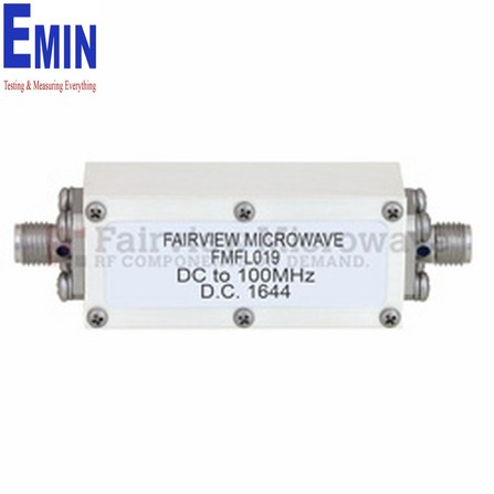 Bộ lọc SMA Female Fairview FMFL019 (100 MHz )