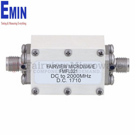 Bộ lọc SMA Female Fairview FMFL021 (2 GHz )