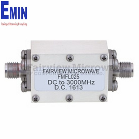 Bộ lọc SMA Female Fairview FMFL025 (3 GHz )