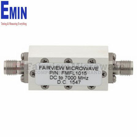 Bộ lọc SMA Female Fairview  FMFL1015 (7 GHz )