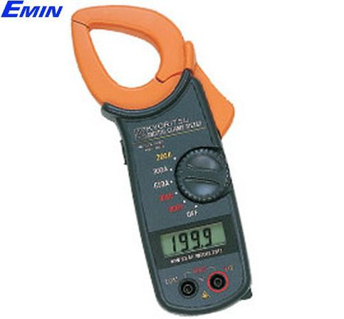 Digital Clamp Meters KYORITSU 2017 (200/600A)