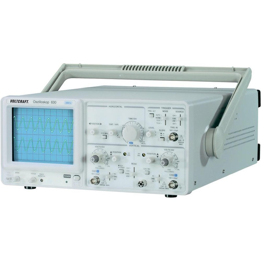 Oscilloscope Y Axis : Analog oscilloscopes gwinstek gos mhz ch