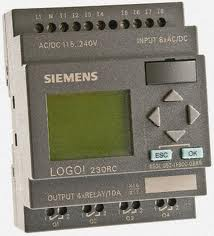 LOGO! 24RC Siemens ,8 DI/4 DO, 6ED1052-1HB00-0BA5