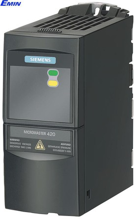 Biến tần Siemens Micromaster 420, 3P 380V, 0.75kW, 6SE6420-2UD17-5AA1