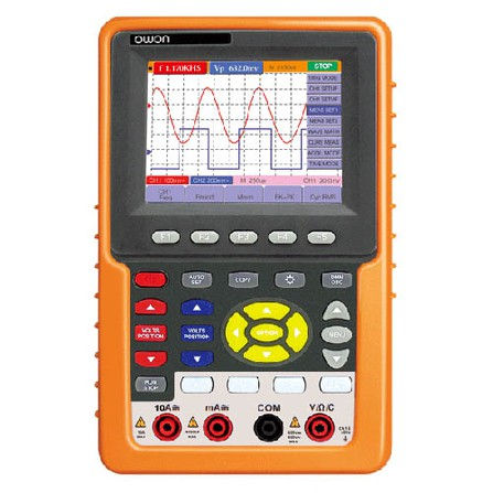 OWON HDS Series 2-ch digital oscilloscope  HDS4202M-N (200MHz, 2 Channel)