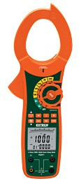 Extech PQ2071 True RMS AC Power Clamp Meter (1/3-Phase, 1000A)