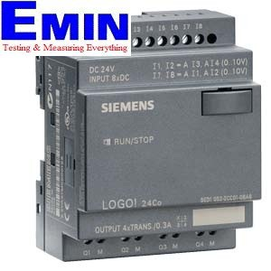 LOGO! 24CO Siemens 6ED1052-2CC01-0BA6 (8DI/4DO)