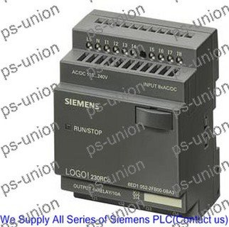 LOGO! 230RCO Siemens, 8DI/4DO,6ED1052-2FB00-0BA6