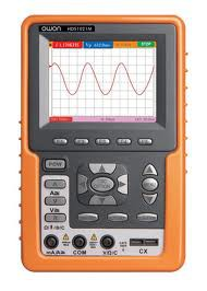 Owon HDS3102M-N 100MHz Handheld Oscilloscope
