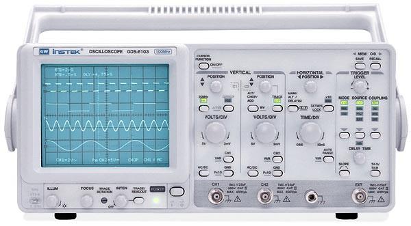Arduino Netduino: Oscilloscope and Logic Analyzer