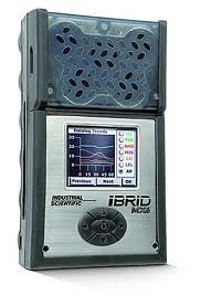 INDUSTRIAL SCIENTIFIC MX6 iBrid Multi-Gas Detector
