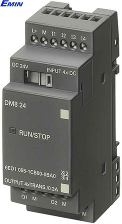 LOGO! DM16 230R Siemens, 8 DI/8 DO,6ED1055-1FB10-0BA0