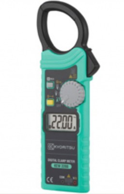 Digital Clamp Meter K2200 (1000A)