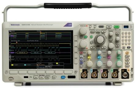 giới thiệu dòng máy hiện sóng MDO3000 của TEKtronix