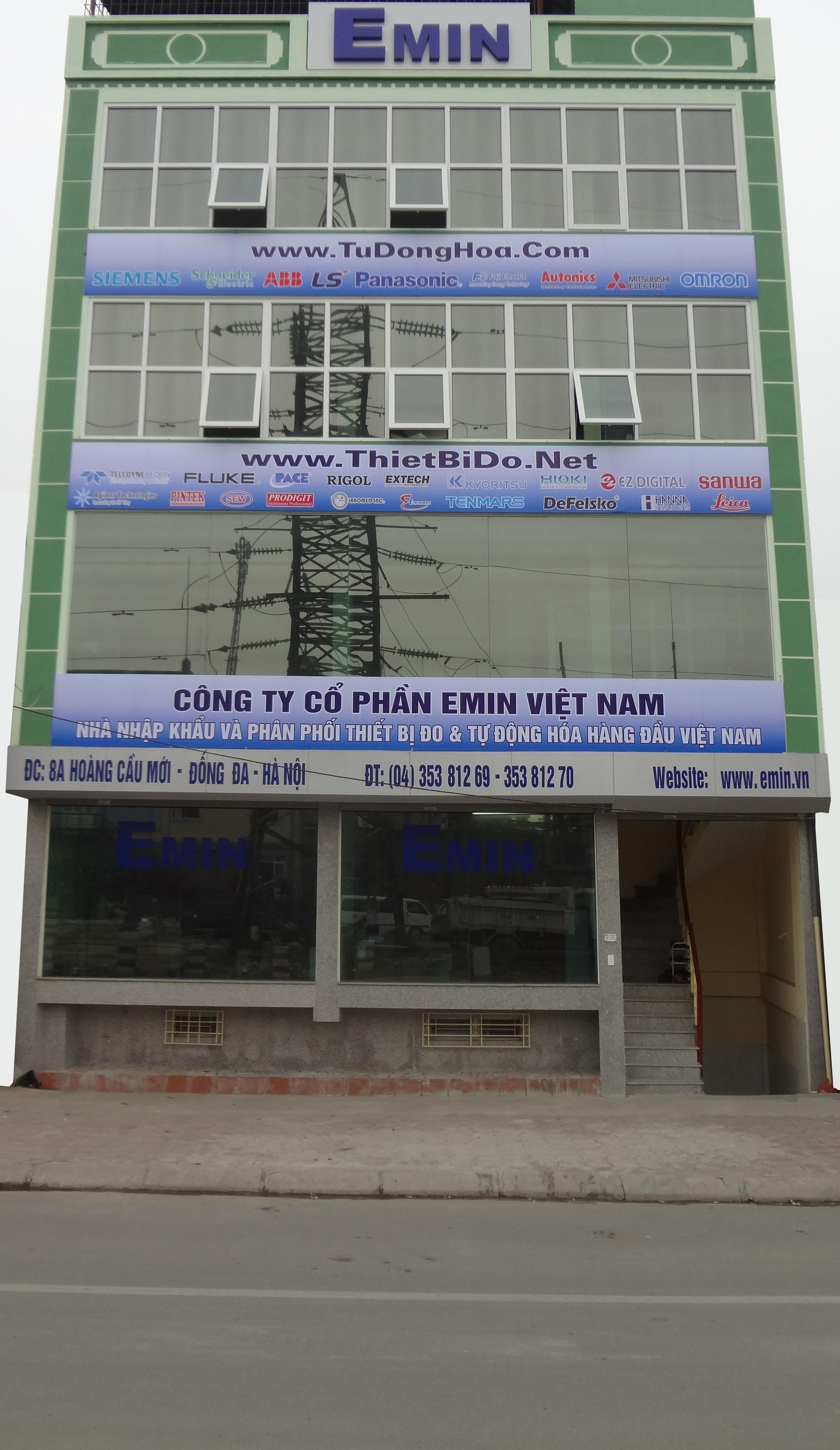 Trụ sở EMIN tại Hà Nội