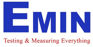 Logo EMIN - Testing and Measuring Everything