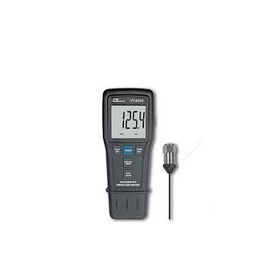 Lutron VT-8204 Handheld Vibration Meter, 000 to 200 mm / s
