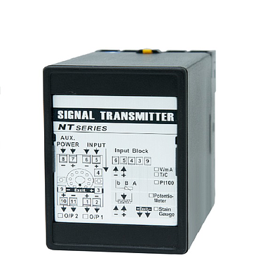 ADTEK MT-DF1 DC TO FREQUENCY TRANSMITTERS (-10 ~ 0 ~ +10 V / 0~4mA)