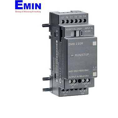 Siemens 6ED1055-1FB00-0BA1 LOGO! DM8 230R 4 DI/4 DO