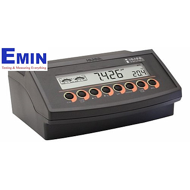 Hanna HI2215-02 Data Logging pH Benchtop Meter (–2.0 to 16.0 pH; –2.00 to 16.00 pH; –2.000 to 16.000 pH)