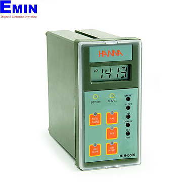 Hanna HI943500A Conductivity Controller(0.0 to 199.9 mS/cm)