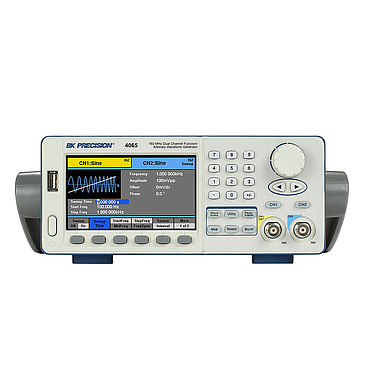 BK Precision Dual Channel Function/Arbitrary Waveform Generators 4064 (120Mhz, 2 channel)
