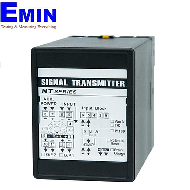 ADTEK NT-TR TEMPERATURE (RTD) CONVERTER & DISTRIBUTORS (11 PIN socket)