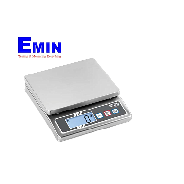 KERN FOB 0.5K-4NS Bench Scale (0.5kg/0.1g)