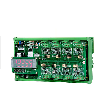 ADTEK PA-MTS Analogue to RS485 Converter (0~10V/(0)1~5V, 0(4)~20mA, PT100Ω, T/C)