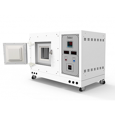 SH Scientific SH-FU-11MS 1700℃ Muffle Furnace (11L, 1700 °C)