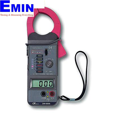 Lutron DM-6056 Digital Clamp Meter