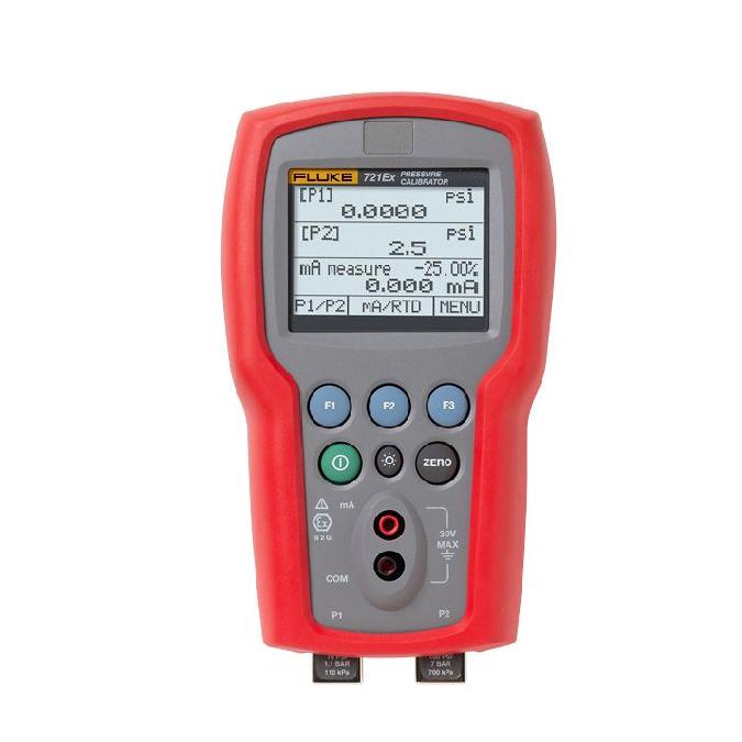 Fluke-721Ex-1603 Precision Pressure Calibrator ( -0,83 bar