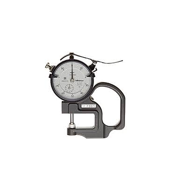 Mitutoyo 7301 Dial Thickness Gage (0-10mm/ 0.01mm)