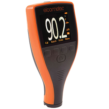 Elcometer A456CFNFSI1 Coating Thickness Gauge (0-1500μm, IP64, bluetooth, Dual FNF)