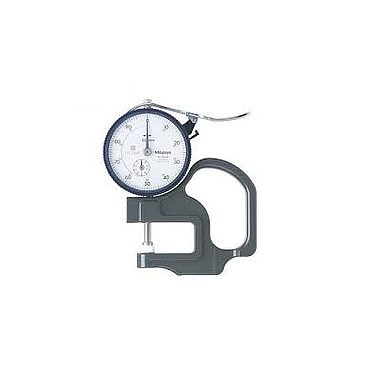 Mitutoyo 7305 Dial Thickness Gage (0-20mm/ 0.01mm)