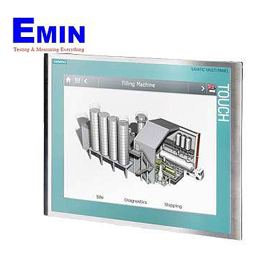 Siemens 6AV6643-0ED01-2AX0 HMI Display MP 277, 10""