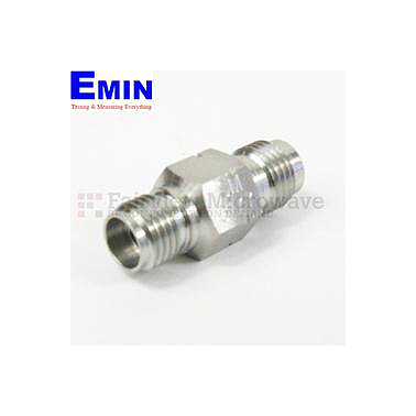 Fairview Microwave SM3177 2.92mm Female to 2.4mm Female Adapter(40 Ghz)