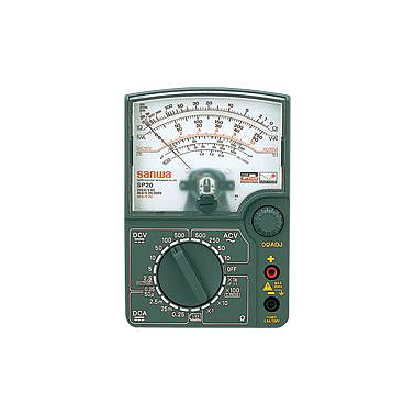 Sanwa SP20 Analog Multimeter (3%)