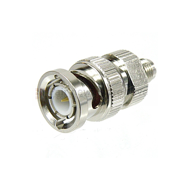 Fairview Microwave SM4726 SMA Female to BNC Male Adapter (4 Ghz)