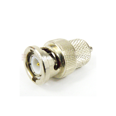 Fairview Microwave  SM2084 SSMB Female to BNC Male Adapter (4 Ghz)
