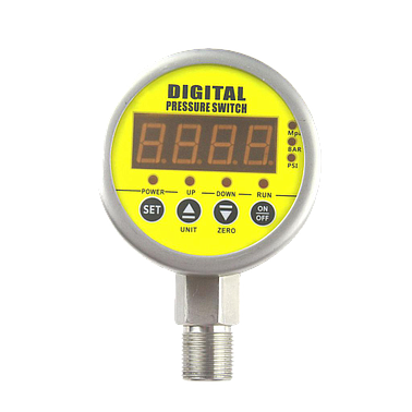 KDS KT-S828E-5 Digital Pressure Switch (±0.5%FS, (0~0.6) bar)