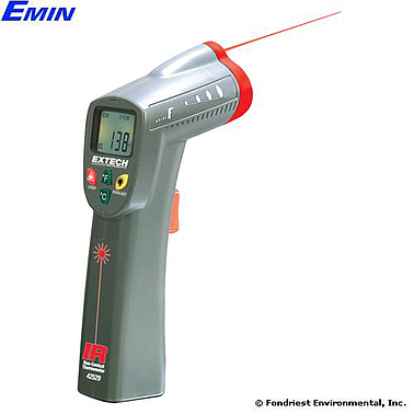 Extech 42529 Wide Range IR Thermometer (320 ° C)