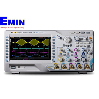Rigol DS4000 Digital Oscilloscope  (100MHz, 4 channels)