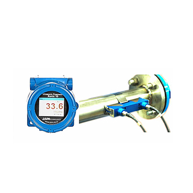 Jain Technology Xonic 10X Explosion Proof Clamp-on Ultrasonic Flowmeter