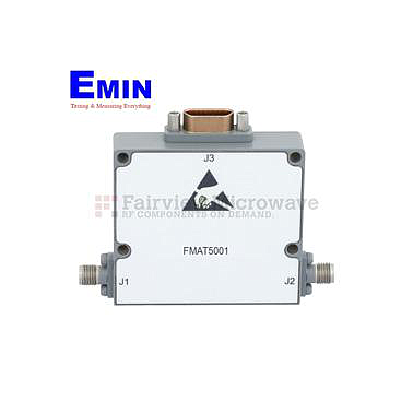 Bộ suy hao FairviewMicrowave  FMAT5001 ( 0 -30 dB, Step 2.92mm Female - 2.92mm Female, 100 MHz - 18 GHz)
