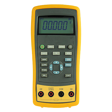 KDS KT1810 Temperature Calibrator  ( 0.05%F.S,  0~30V, 0~3200Ω  )