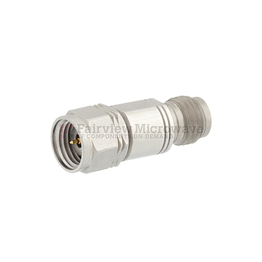 Fairview  SA6510-03  3 dB Fixed Attenuator 1.85mm Male To 1.85mm Female Up To 65 GHz Rated To 1 Watt With Passivated Stainless Steel Body