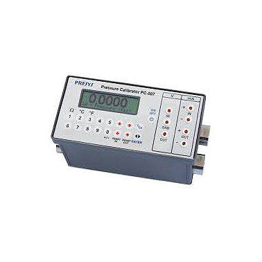 Presys PC-507 Pressure Calibrator (0.025%; 250 mmH2O to 10000 psi)