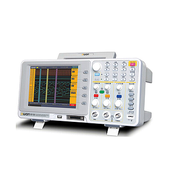 Owon MSO7102TD (100 MHz 2+1 Ch, 1GS/s Mixed Signal Oscilloscope with Logic Analyzer)