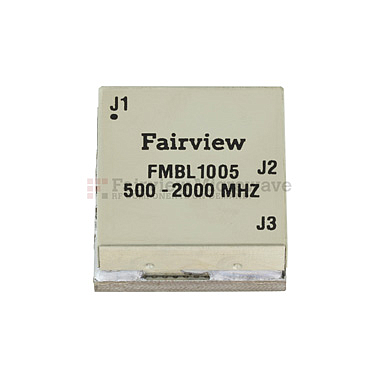 Balun Fairview  FMBL1005 (50 Ohm - 25 Ohm, 500 MHz - 2 GHz , 100 Watts )